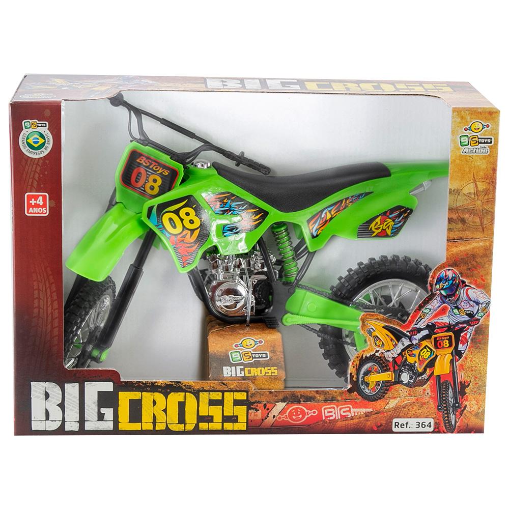 Miniatura Big Cross Brinquedo
