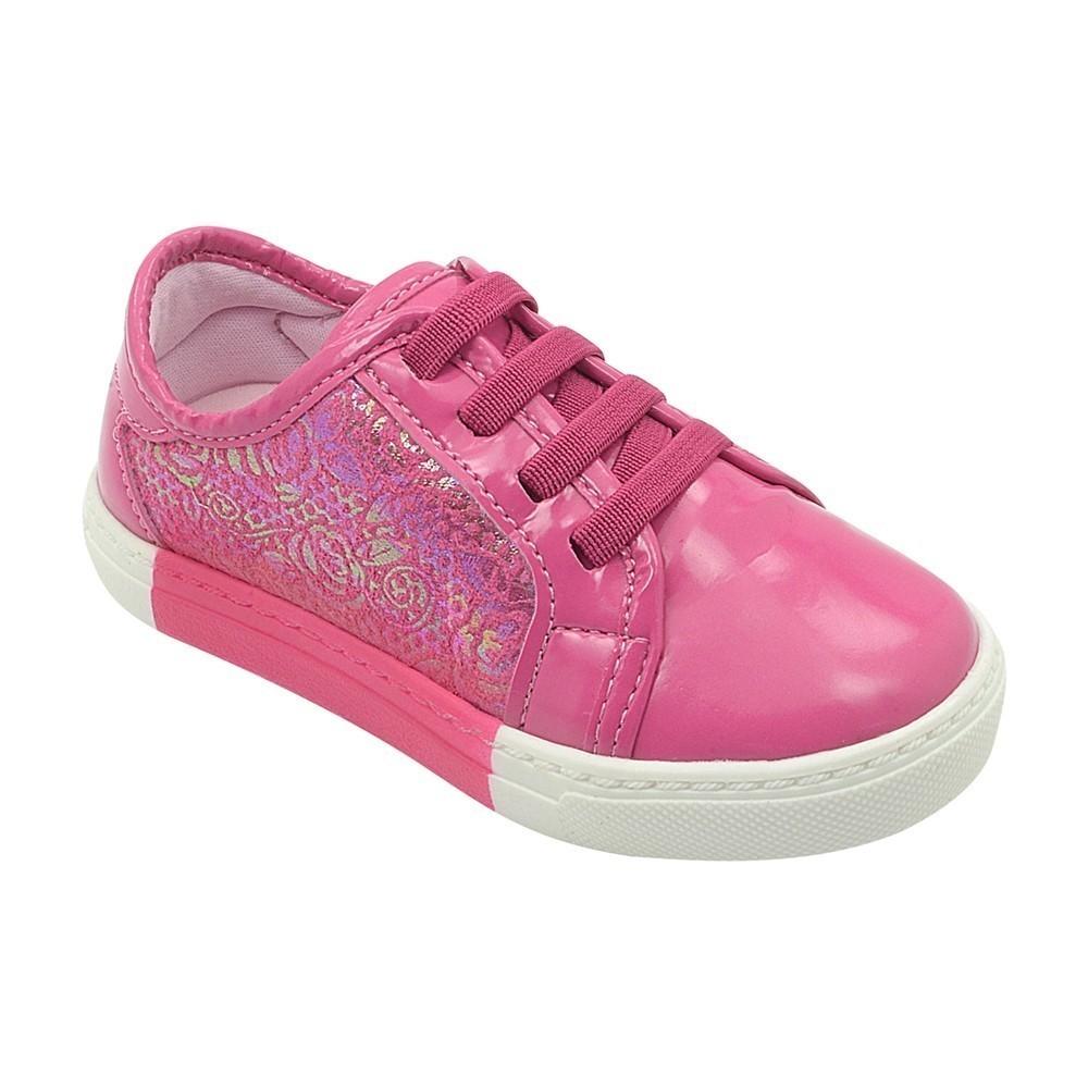 Tênis Infantil Pink Menina