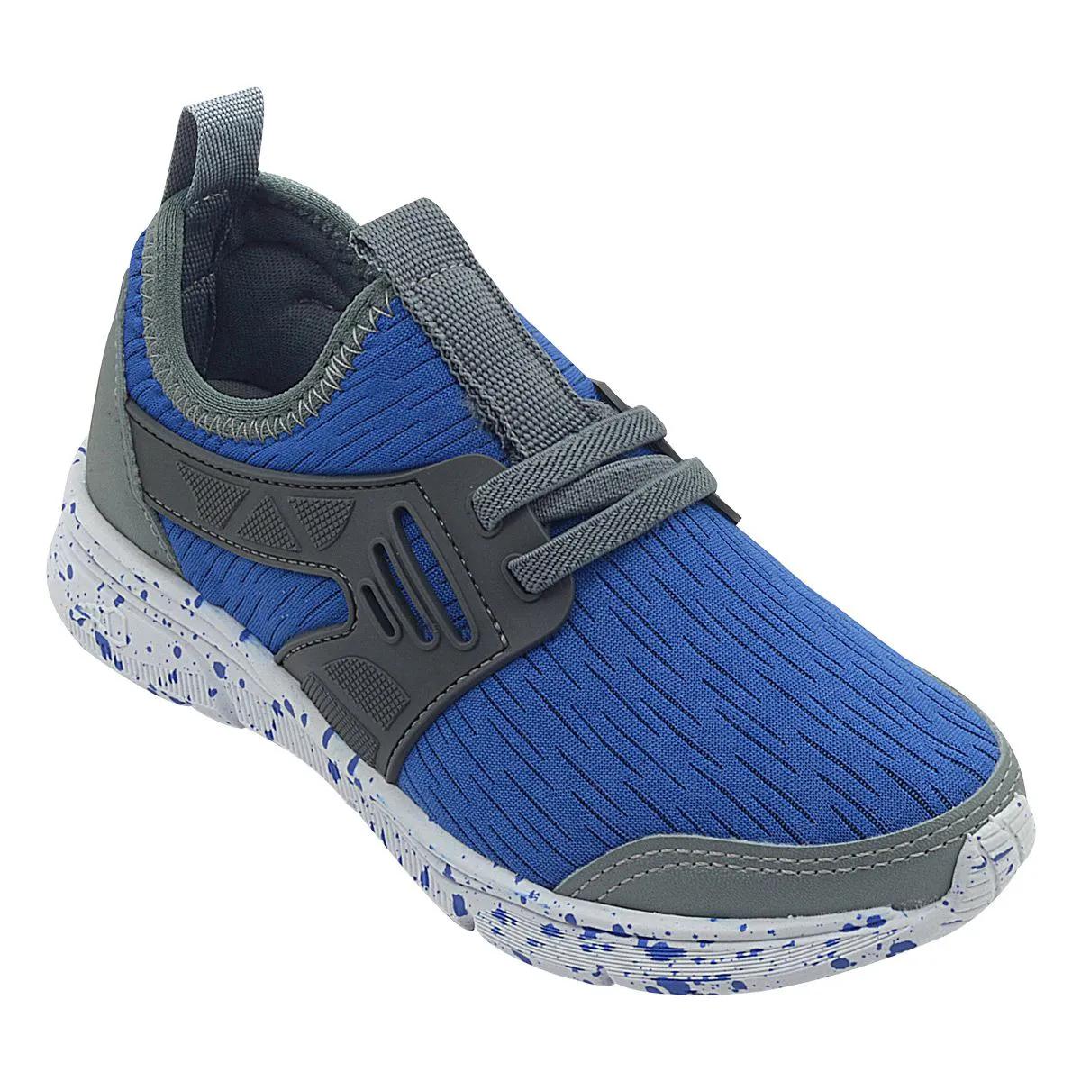 Tênis Infantil Runner Azul Royal Masculino