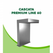 Cascata para Piscina inox Premium Line 60x25cm