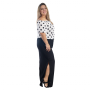 Blusa Feminina Ciganinha Plus Size #116
