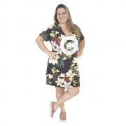 Vestido Camisetão Plus Size #127