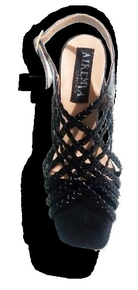 Sandália Feminina em tiras