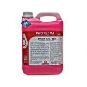 Detergente desengraxante Prot Sol 100 5L - Protelim