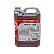 Finalizador p/ caixa de rodas Prot Brilho 5L - Protelim