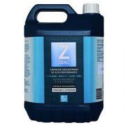 Limpador concentrado bactericida alvejante ZBAC SOS 5l - Easytech