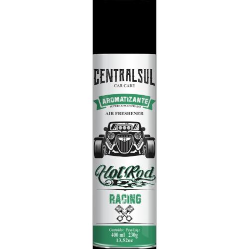 Aromatizante Hot Rod Racing 400ml Centralsul