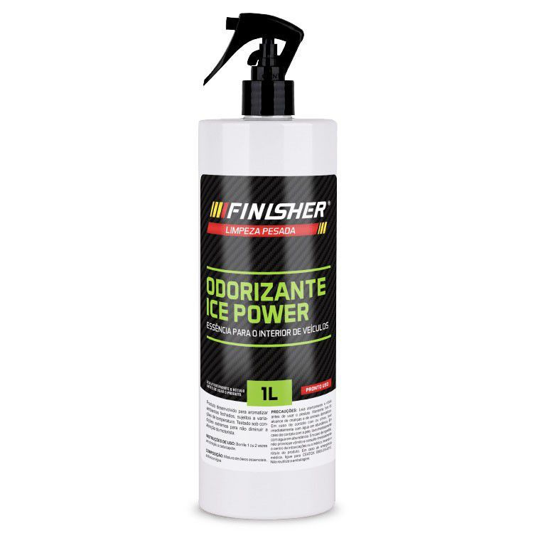 Aromatizante Ice power 1l - Finisher