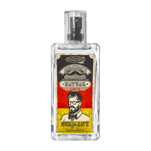 Aromatizante Natuar Men Germany 45ml Centralsul