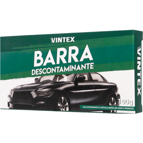 Barra Descontaminante 100g Vintex