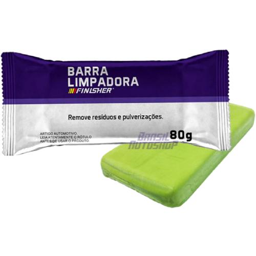 Barra Limpadora 80g Finisher