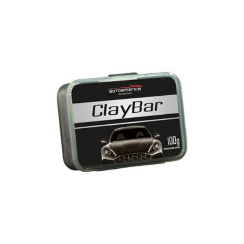 Barra Limpadora Clay Bar 100g Autoamerica