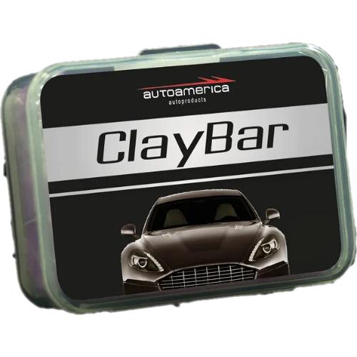 Barra Limpadora Clay Bar 50g Autoamerica