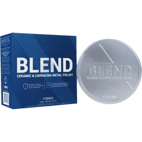 Blend Ceramic & Carnauba Metal Polish Polidor de Metais Vonixx