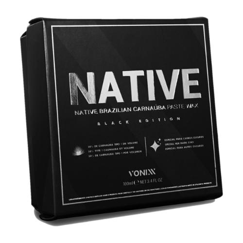 Cera de Carnaúba Native Brazilian Wax Black Edition (100ml)