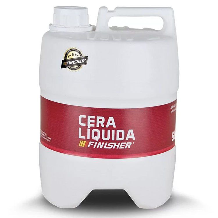 Cera liquida 5l - Finisher