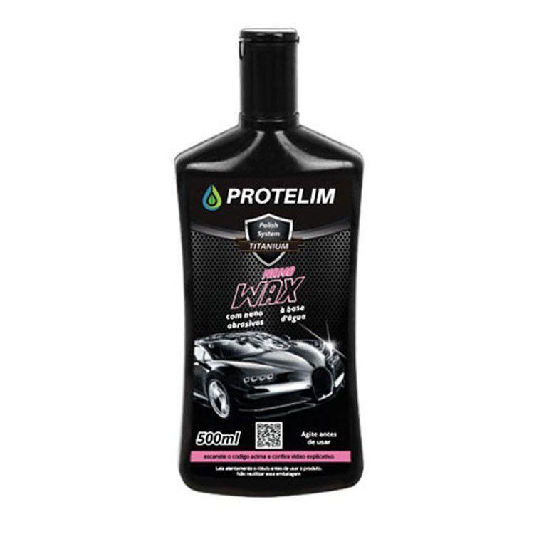 Cera Nano Wax 500 ml - protelim