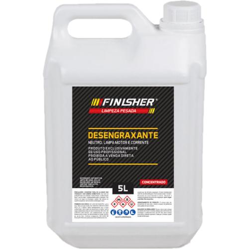 Detergente Desengraxante Neutro 5L Finisher