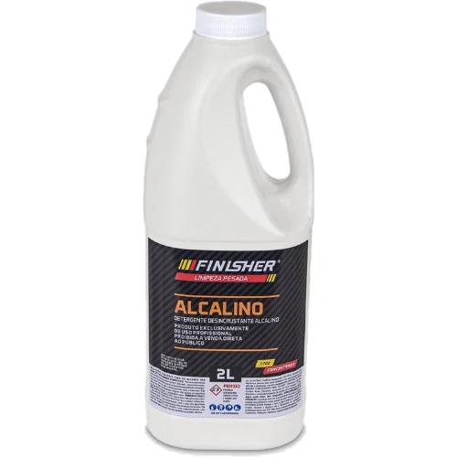 Detergente Desincrustante Alcalino 2L Finisher
