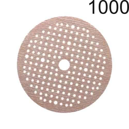Disco de lixa Pluma Grão 1000 Multi-air Soft-Touch 6