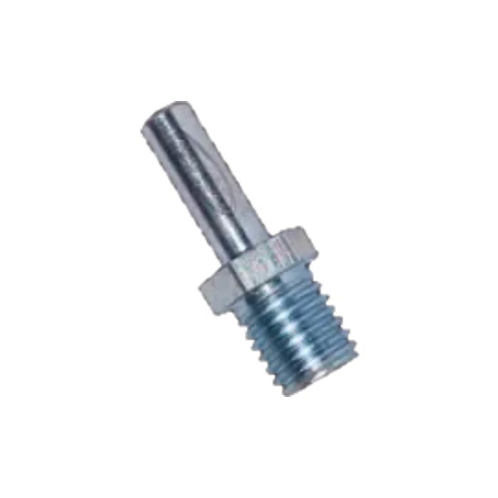 Eixo Adaptador para Escovas 120 rosca 14mm P/ furadeira e Parafusadeiras Copetec