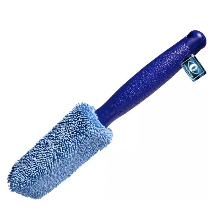 Escova de microfibra para limpeza de rodas - Vonixx