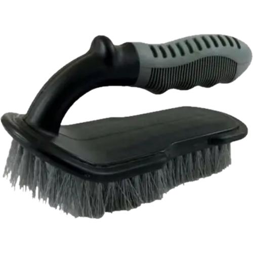 Escova para Limpeza de Tapetes e Carpetes Mandala