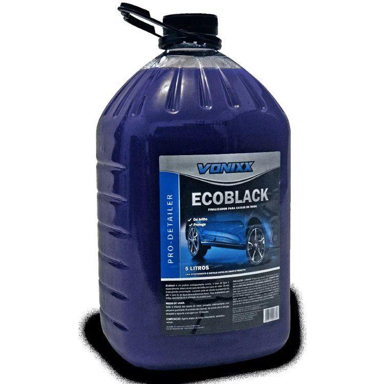 Finalizador de caixa de rodas Ecoblack 5l - Vonixx