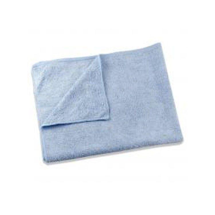 Flanela de microfibra azul 38x38 300gsm vonixx