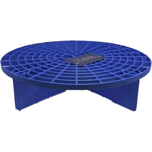 Grelha Balde Separador de Partículas Azul Mandala