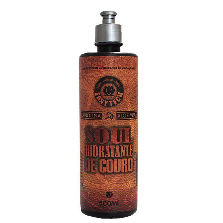 Hidratante de couro Soul 500ml - Easytech
