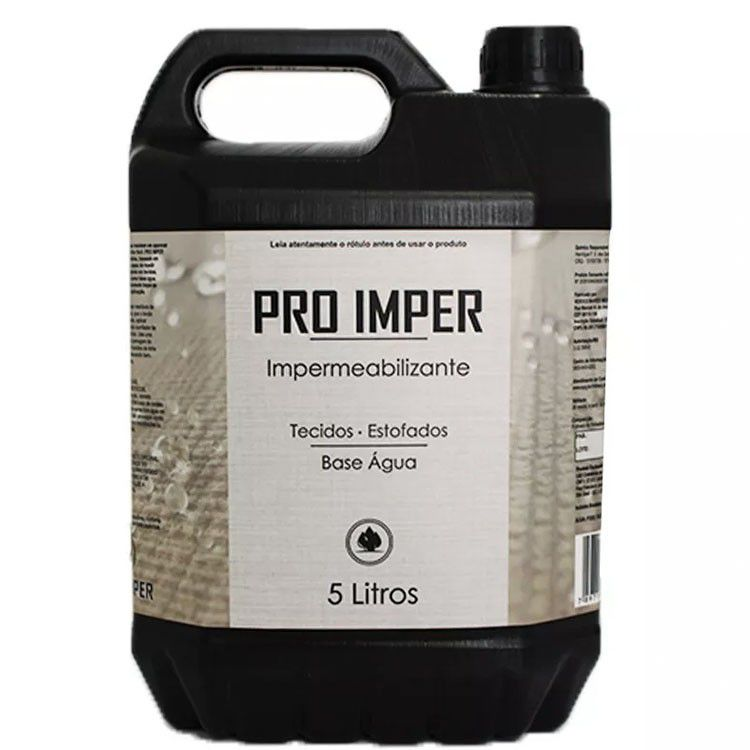 Impermeabilizante de tecidos Pro imper 5l - Easytech