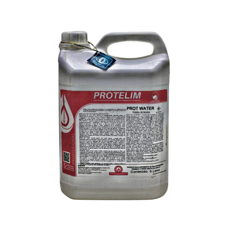 Impermeabilizante de tecidos Prot Water 5L - Protelim