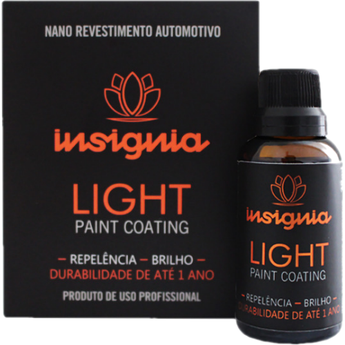 Insignia Light Coating Automotivo 30ml Easytech