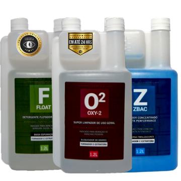 Kit de Limpeza de Estofados Completo Easytech