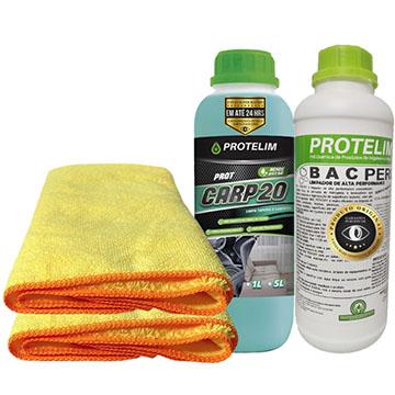 Kit P/ Higienização de tecidos Protelim