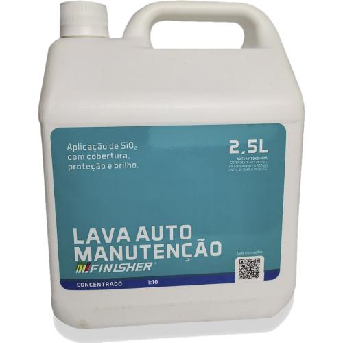 Lava Auto Manutenção 2,5L Finisher