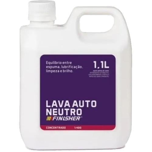 Lava Auto Neutro 1,1L Finisher