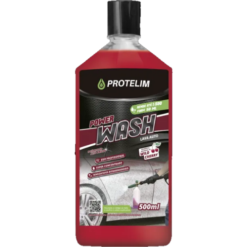Lava Auto Power Wash 500ML Protelim