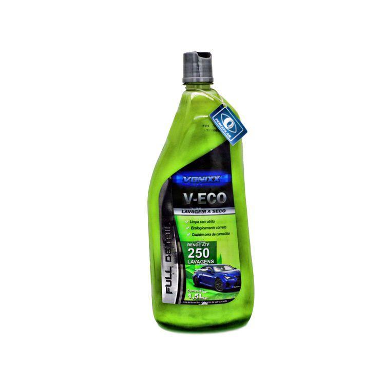 Lavagem a seco V-Eco 1,5L - Vonixx