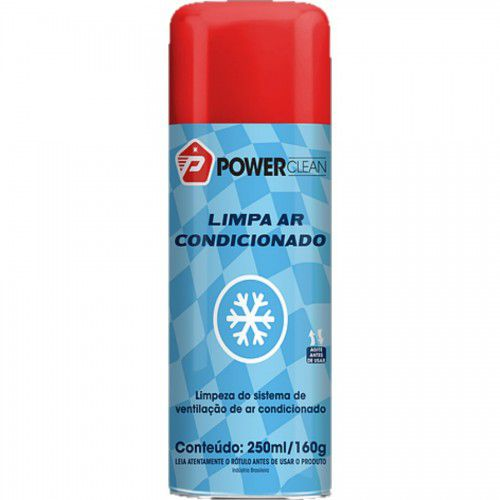Limpa Ar Condicionado Granada 250ml Power Clean