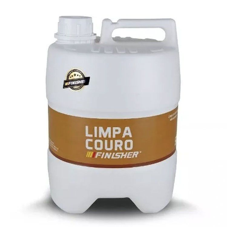 Limpa couro 5l - Finisher