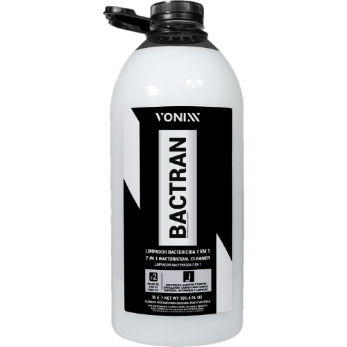 Limpador Bactericida 7 em 1 Bactran 3L Vonixx