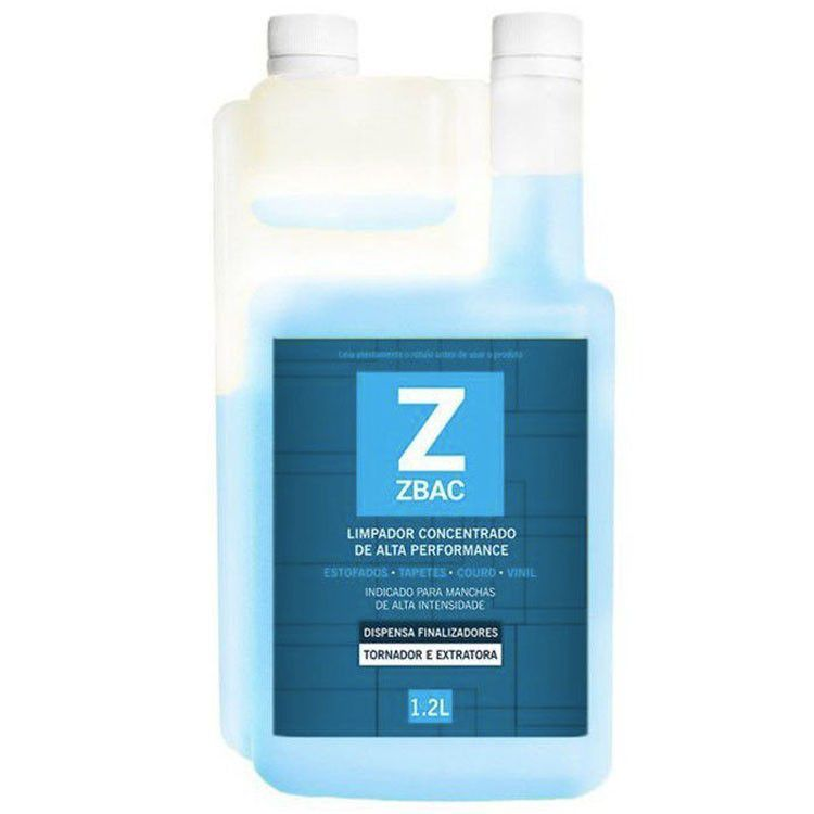 Limpador concentrado Zbac 1,2L - Easytech