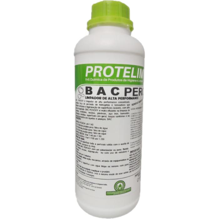 Limpador de Alta Performance Bac Peroxy 1L Protelim