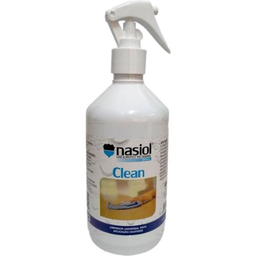 Limpador de Superfícies Clean 500ml Nasiol