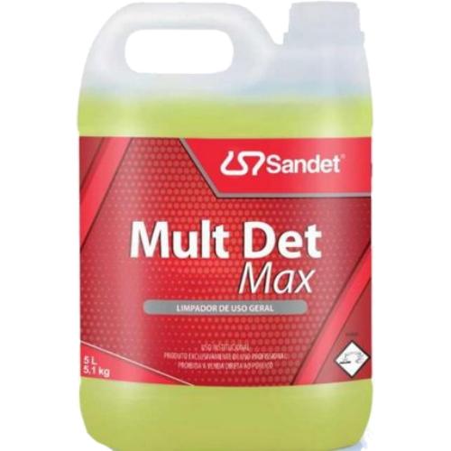 Limpador de Uso Geral Mult Det Max 5L Sandet