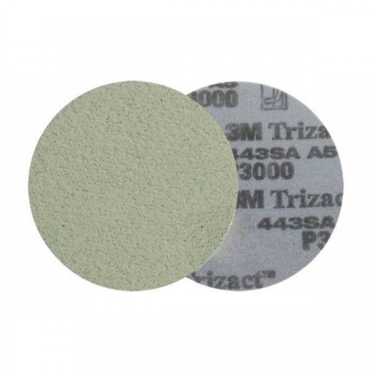 Lixa Disco Trizact P1500 Hookit - 3M