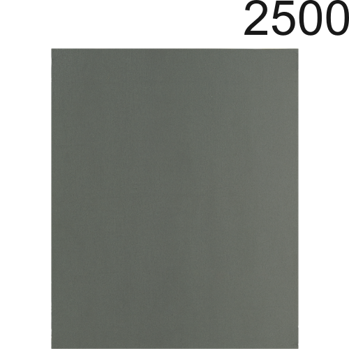 Lixa Folha Black Ice 2500 Norton