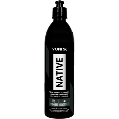 Native Cleaner Wax 500ml Vonixx